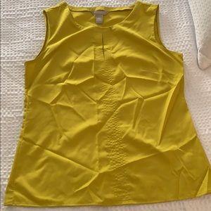 Banana republic keyhole blouse